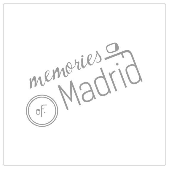 Logotipo Memories Of Madrid